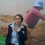 Anna Veeser unsere neue Veranstaltungschefin