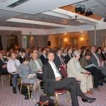 Konferenzteilnehmer sind hauptsächlich Bauunternehmen