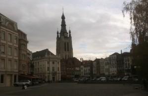 Der Groote Markt in Kortrijk