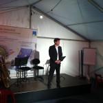 Günter Beierke eröffnet die WohngesundheitsTage in Berlin