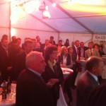 Publikum auf den ersten Sentinel-Haus WohngesundheitsTagen