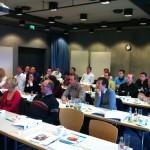 Baywa Schulung in München im Bauzentrum