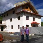 Bauzukunft Projekt in Serfaus nach SHI Konzept