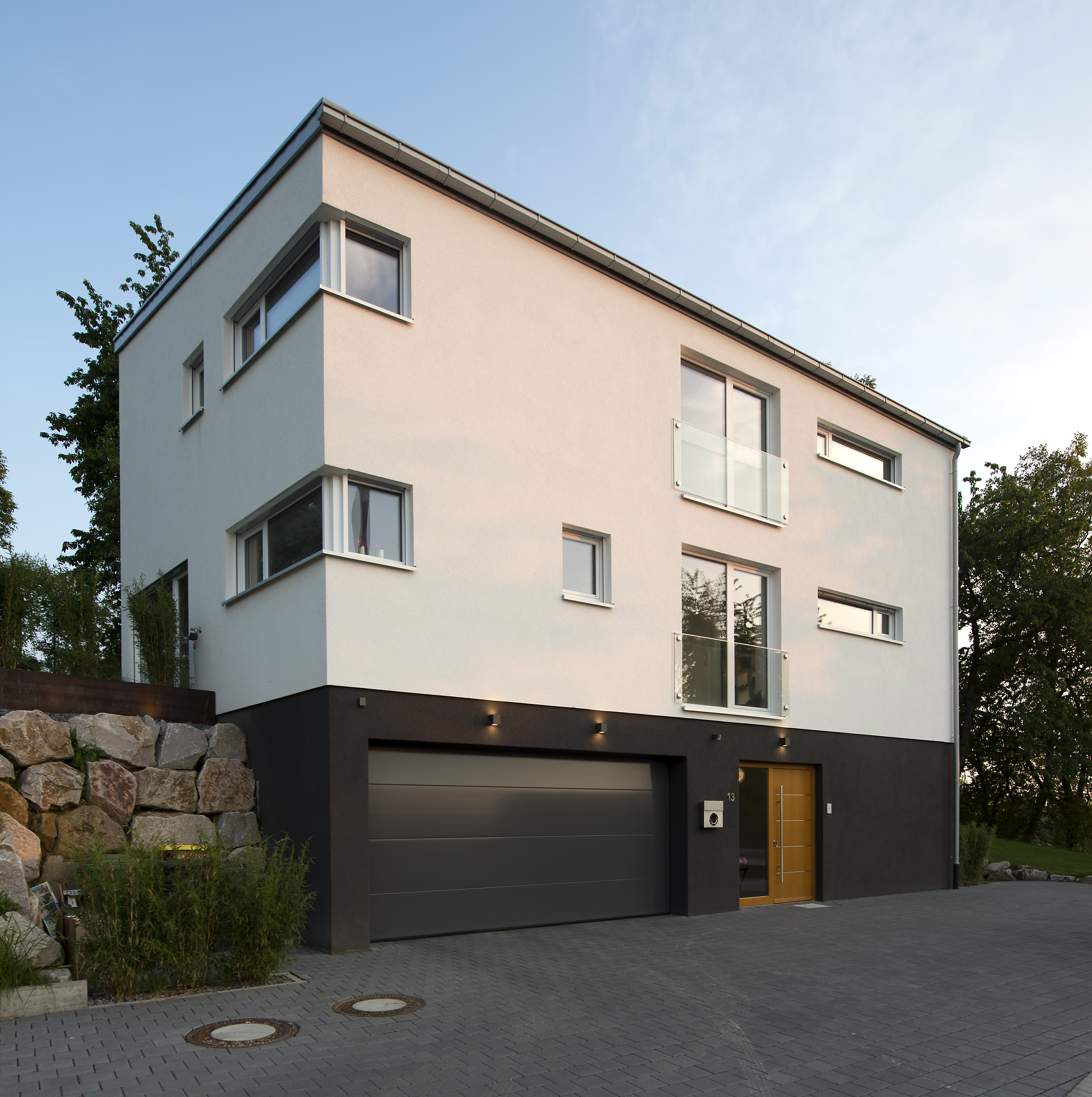 Projekte   Sentinel Haus-Blog
