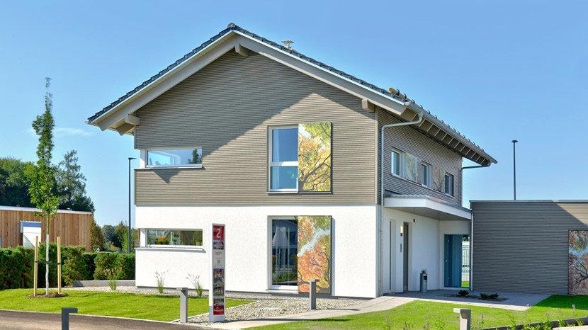schw rer musterhaus in g nzburg von sentinel haus insitut und t v rheinland ausgezeichnet. Black Bedroom Furniture Sets. Home Design Ideas